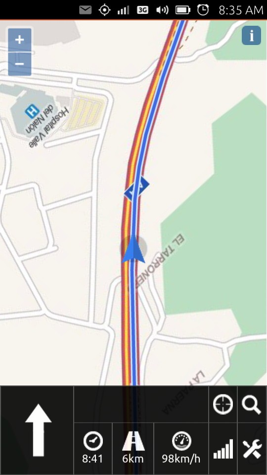 Turn-by-Turn GPS Navigation App Available Now for Ubuntu Phones