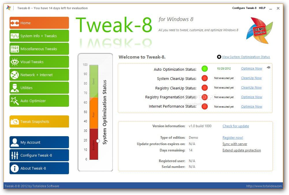 Registry tweak and freeware to enable secret animation in windows.