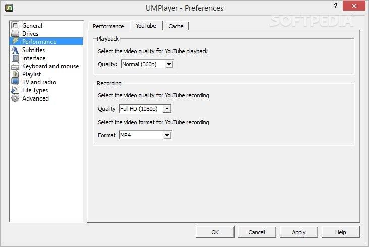 UMPlayer – An Intuitive Media Player