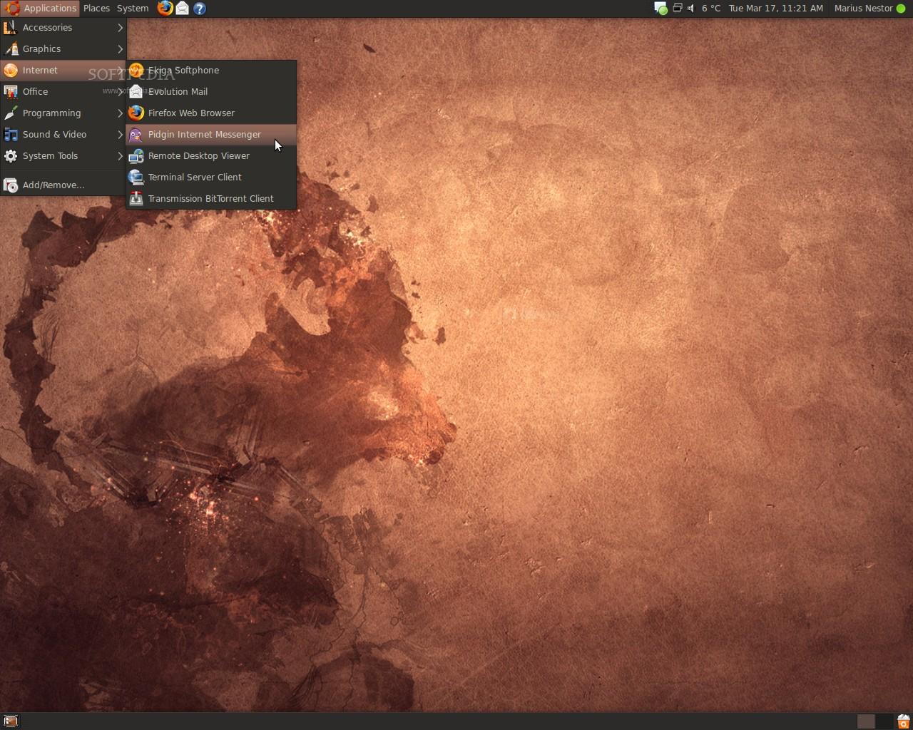 Ubuntu 9 04's New Themes