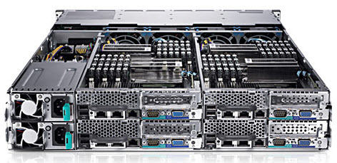 dell poweredge c6100 will ship with ubuntu enterprise server pre installed