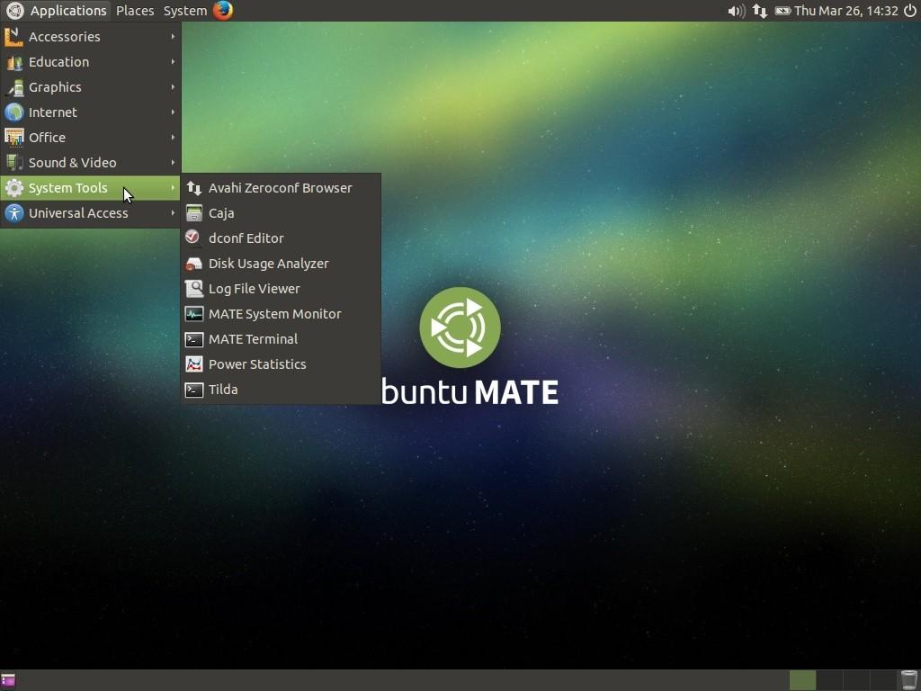 Ubuntu MATE 15 04 (Vivid Vervet) Beta 2 Switches to Systemd