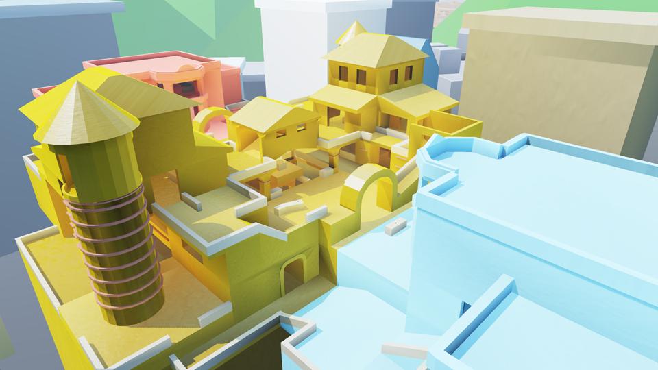 uk halpa myynti paras laatu myymälä bestsellereitä Uncharted 3's Multiplayer Lab Gets New Block Mesh Map Today ...