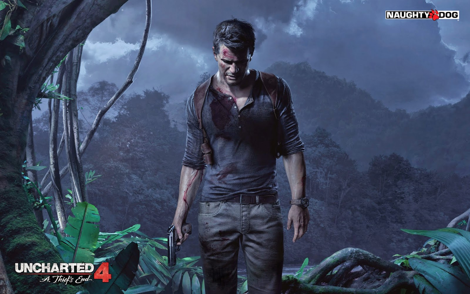 Uncharted 4 A Thief S End Gets E3 2015 Demo Featuring Car Chase
