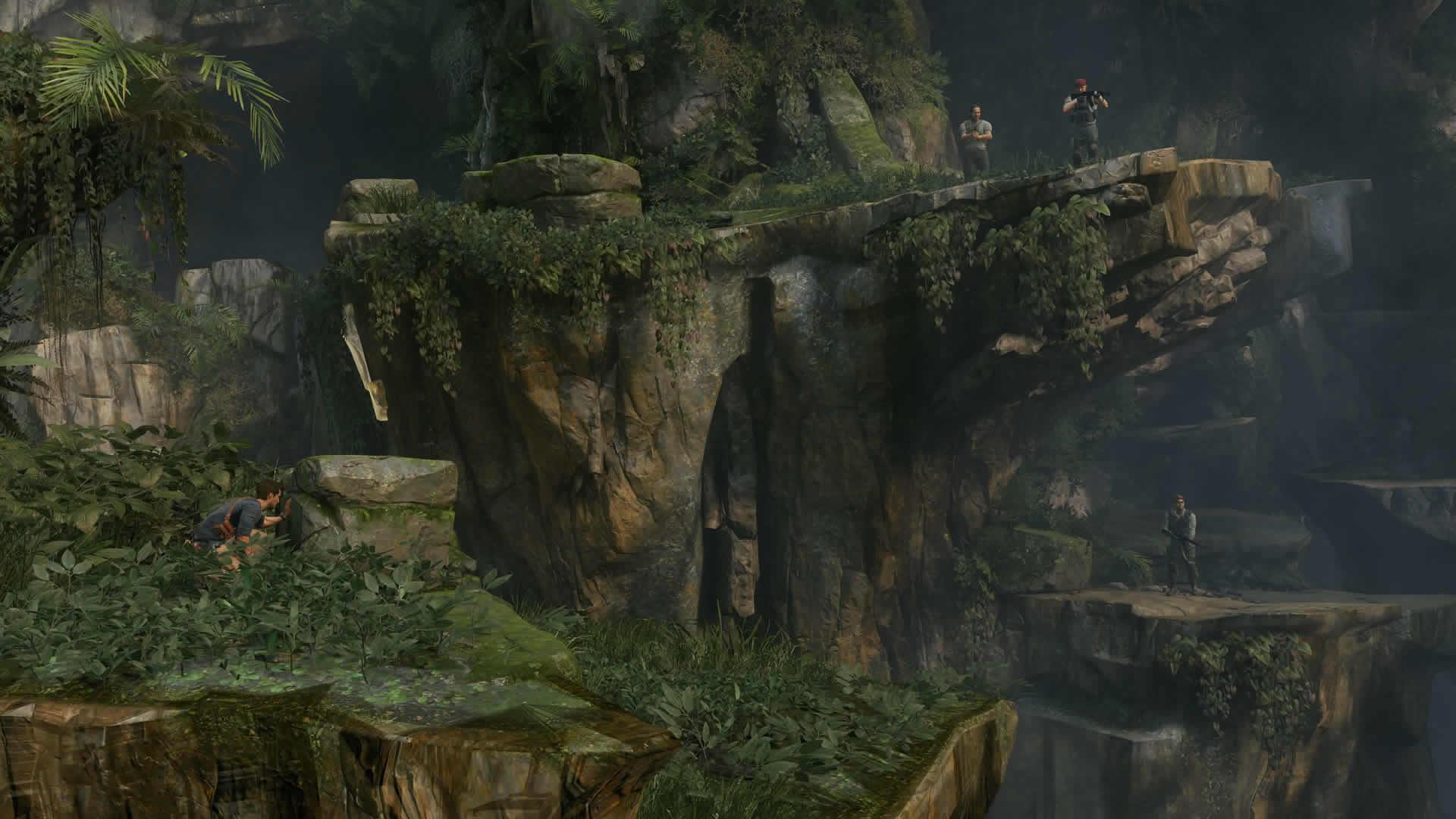 Uncharted 4 Promises Intense Battles