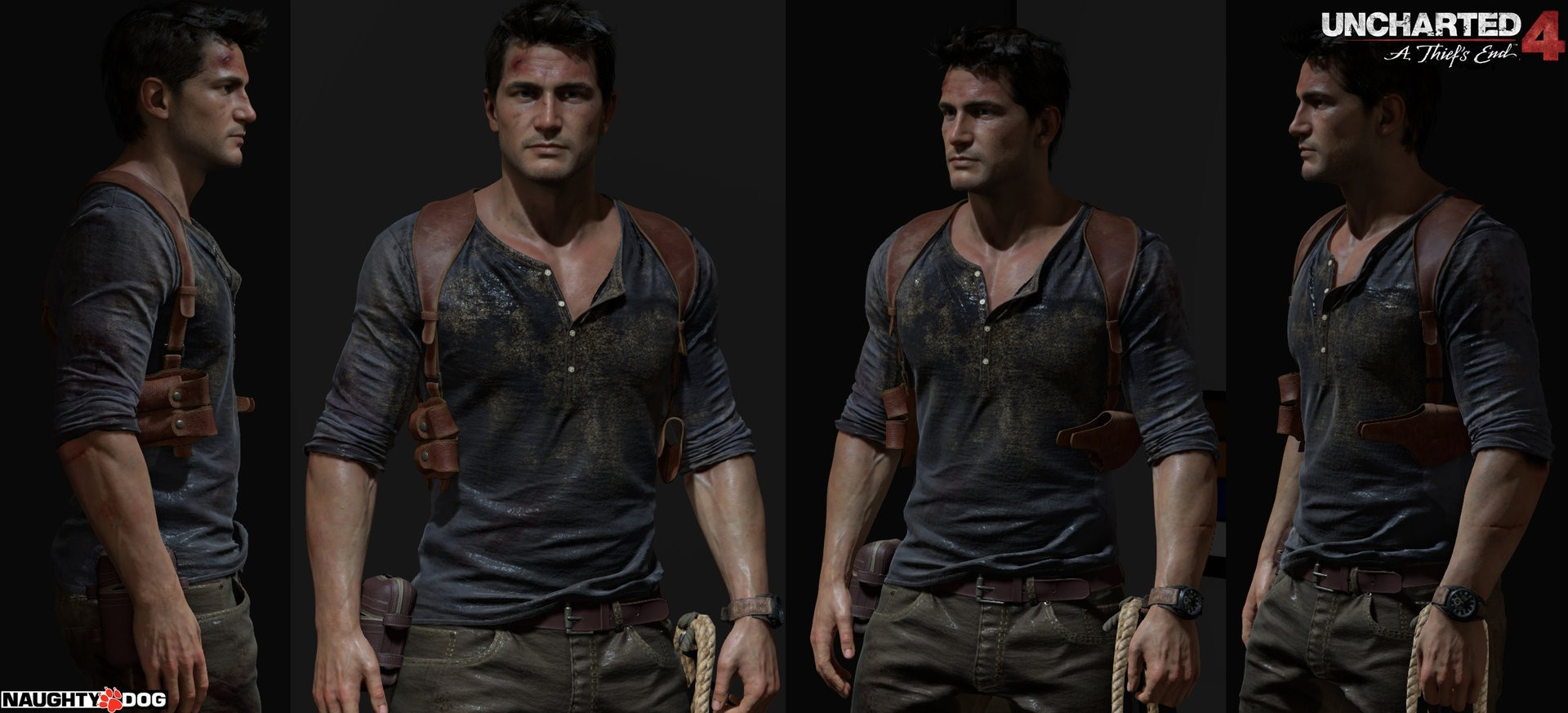 Uncharted 4 Won T Run At 60fps If It Means Sacrificing Gameplay