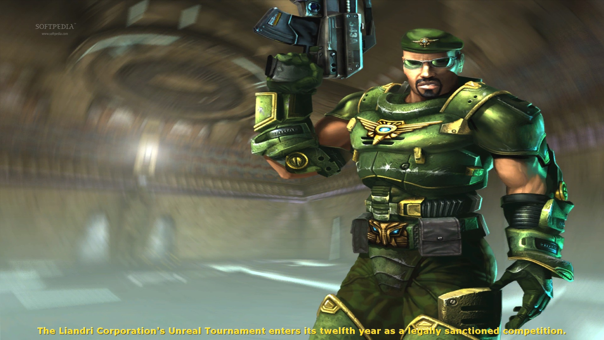 A Blast from the Past ‒ Unreal Tournament 2004 for Linux ...