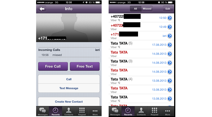 Users Report Receiving Calls from Unknown Numbers on Viber