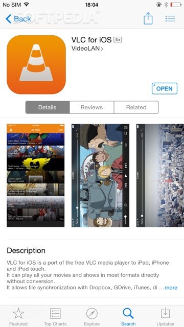 """VLC Media Player Is Back on iOS, Dubbed """"Walking with a Ghost"""