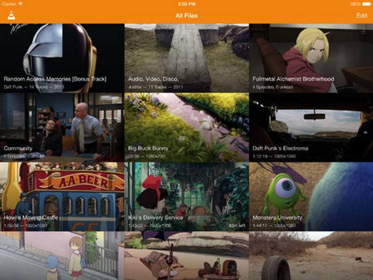 VLC Player 2 3 0 for iOS Released with Folder Support, New
