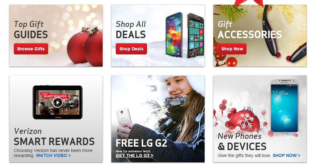 Verizon Black Friday Offering Pictures Gallery