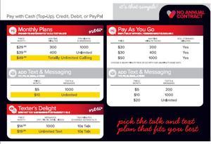 virgin mobile prepaid plans