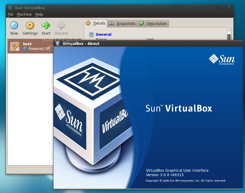 3.0 VIRTUALBOX TÉLÉCHARGER SUN