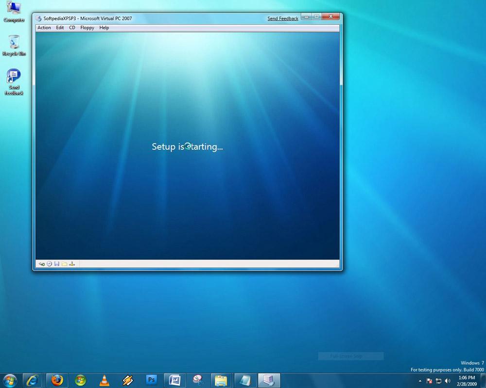 Comparison of Windows Vista and Windows XP