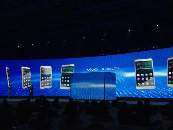 Vivo Xplay 3s Goes Official As Worlds First 2k 2560 X 1440