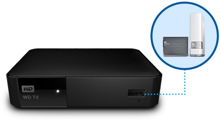 wd tv hd media player firmware upgrade