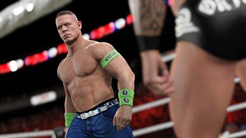 John Cenas Menacing Look