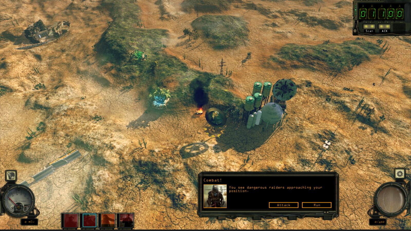 Wasteland 2 Reveals World Map, Adventure Details