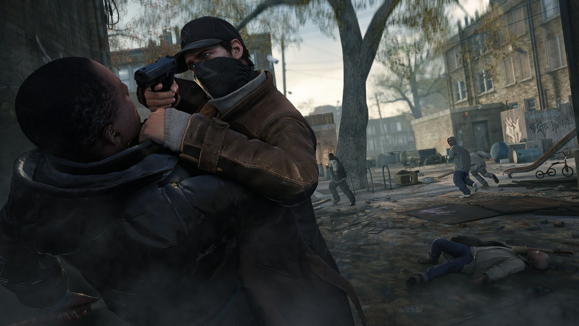Watch Dogs Has Same Engine Across Current and Next-Gen Consoles