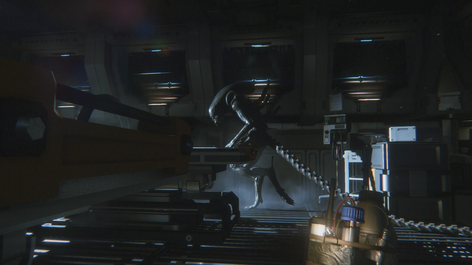 Alien: isolation day one patch now live.
