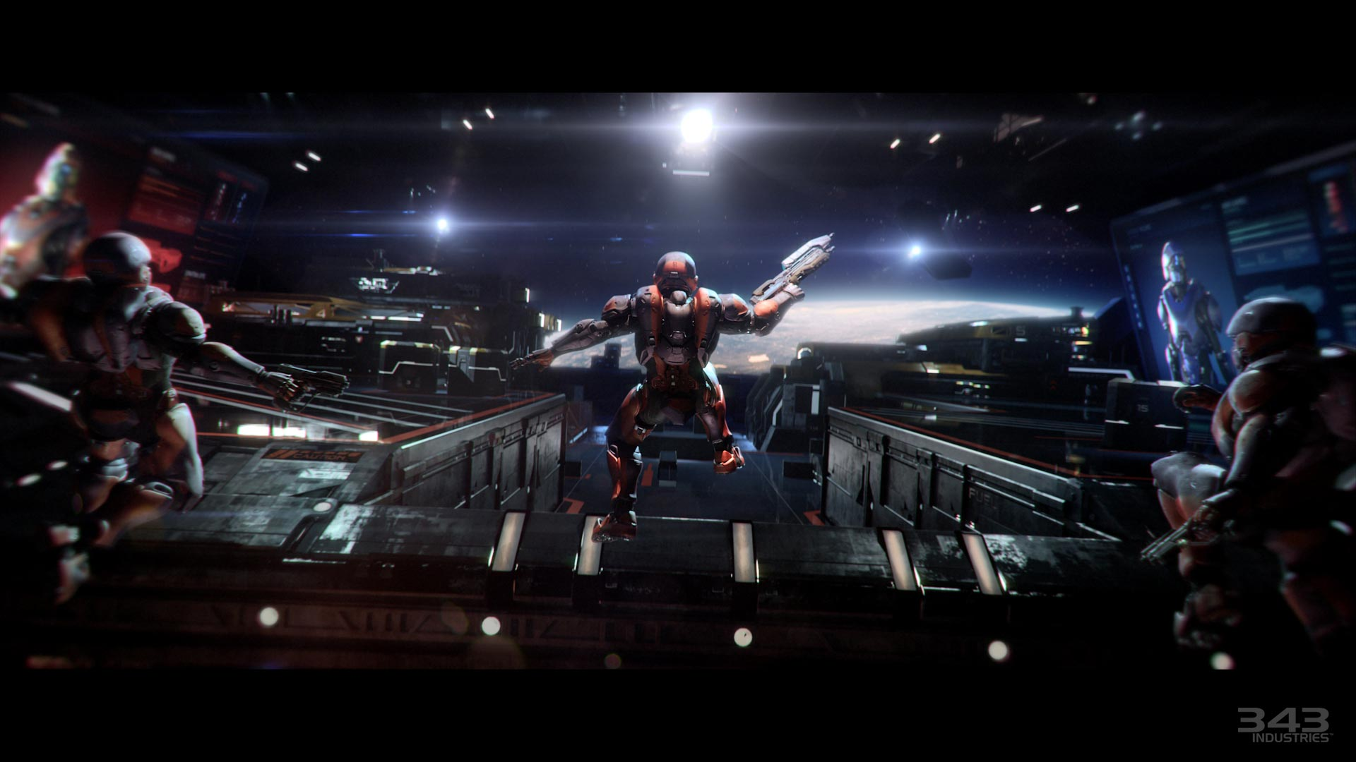 Watching Halo Nightfall Series Unlocks Meaningful Halo 5 Beta Content