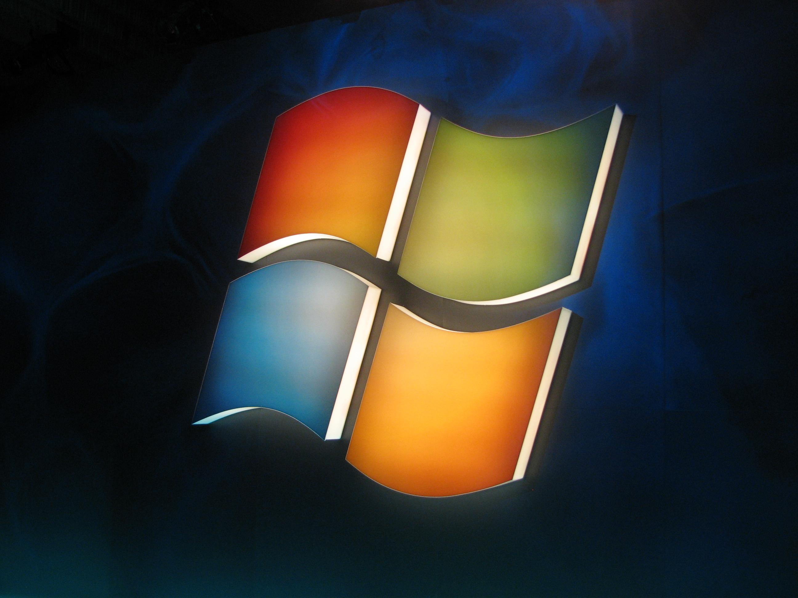 Картинки логотип виндовс