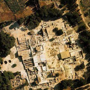 Knossos labyrinth