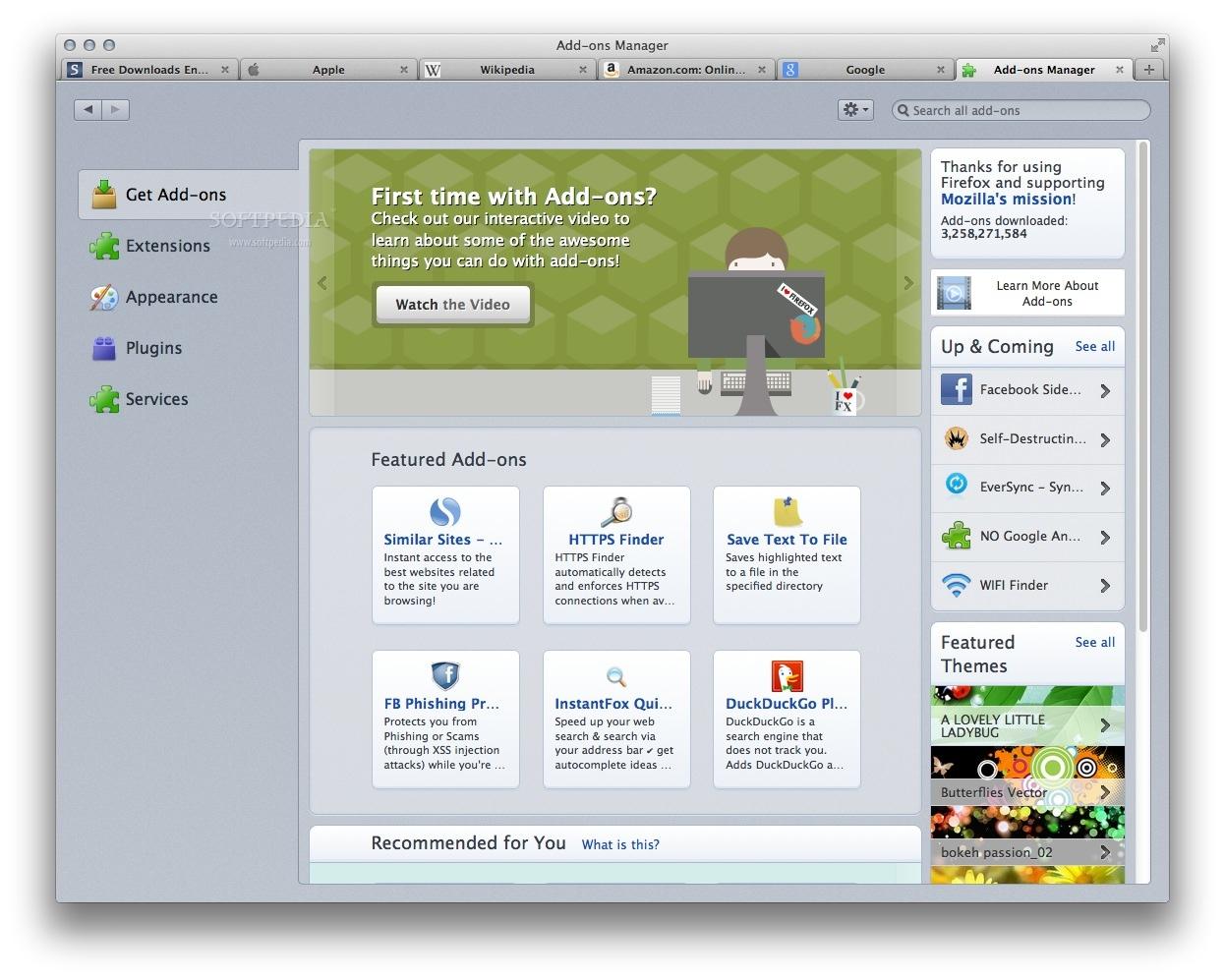 Mozilla for mac os 9 x 64