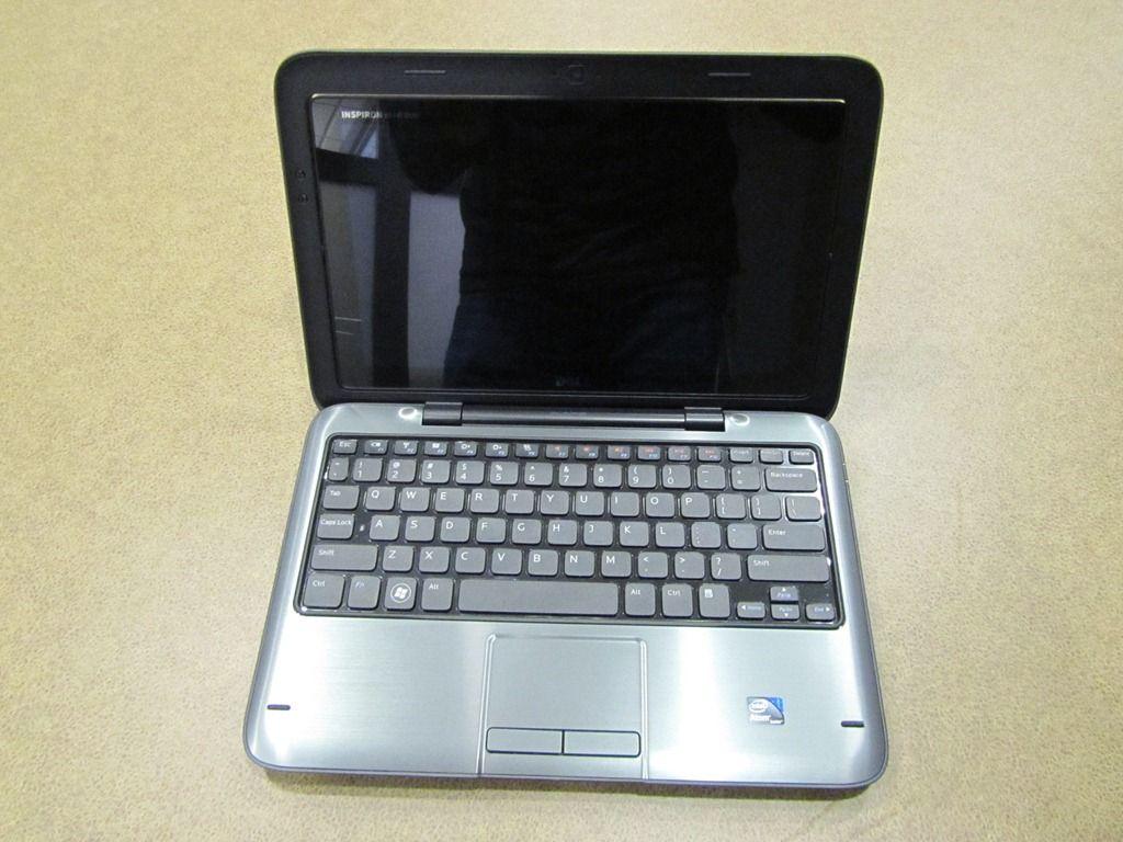 Windows 7 Dell Inspiron Duo Hybrid Tablet / Netbook