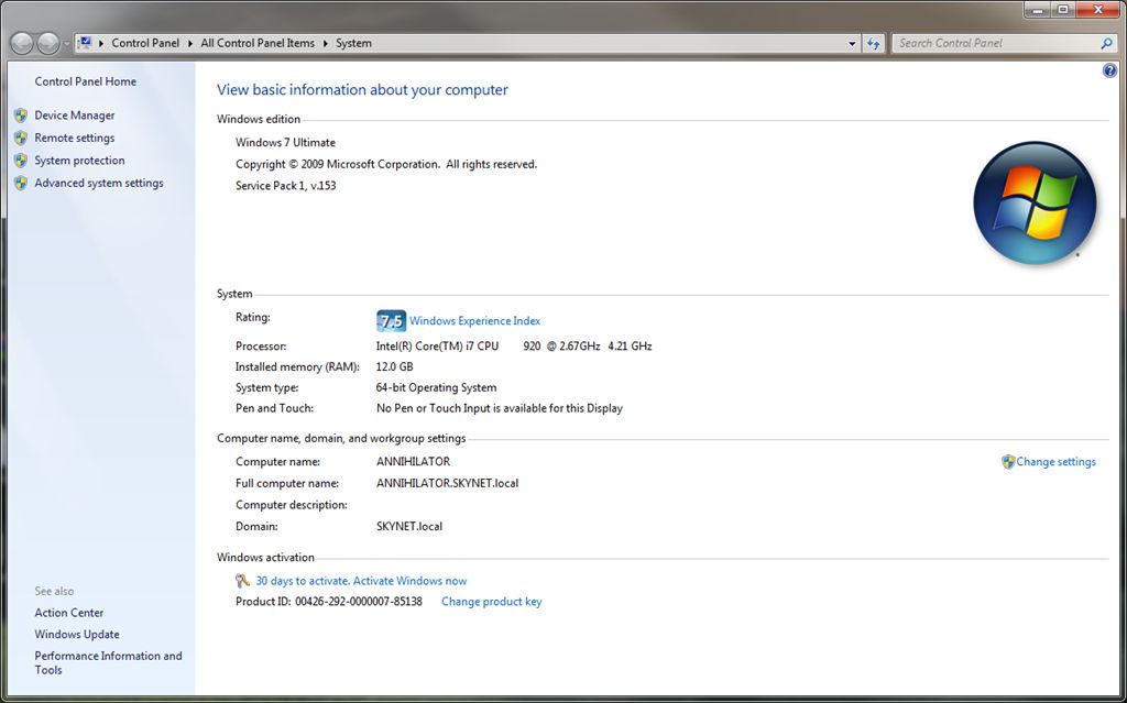windows 7 service pack 1 descargar google