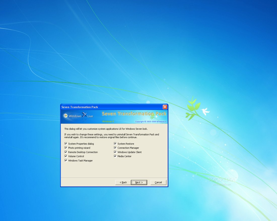 Windows 10 Transformation Pack 7.0