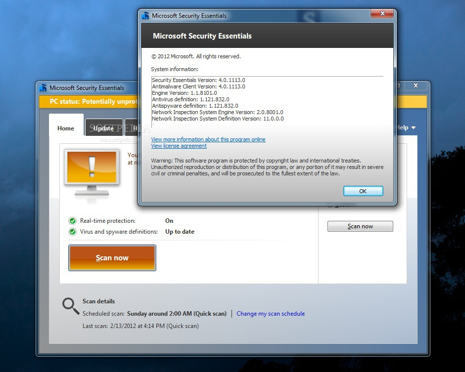 Windows 8 Consumer Preview: Windows Defender (MSE)