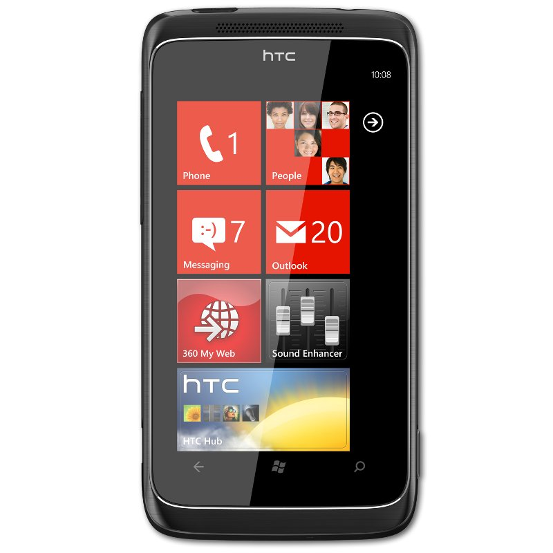 windows phone 7 around the world uk rh news softpedia com HTC Windows Mobile Phones HTC Windows Phone 8 X