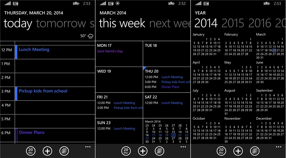 Windows Phone 8 1 Calendar App Bug Gets Fixed