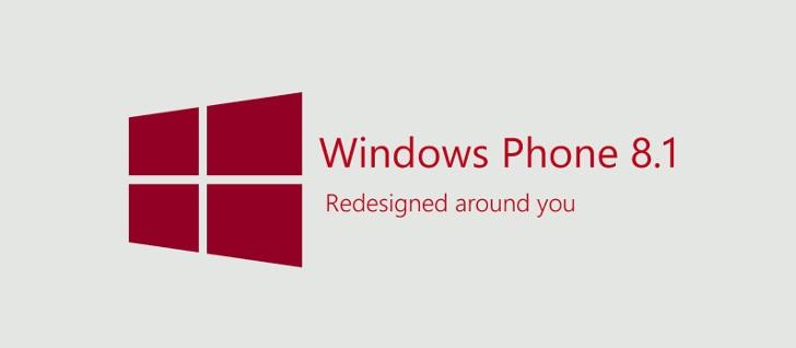 Windows Phone 8 1 Update Installation Fails With Error