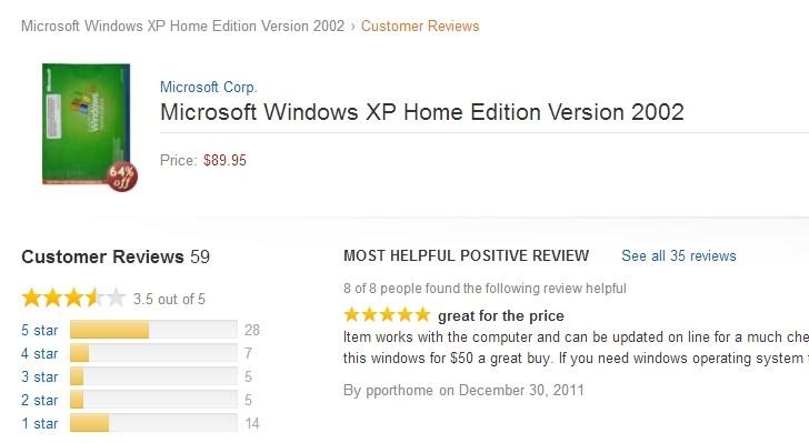 Microsoft windows xp professional.