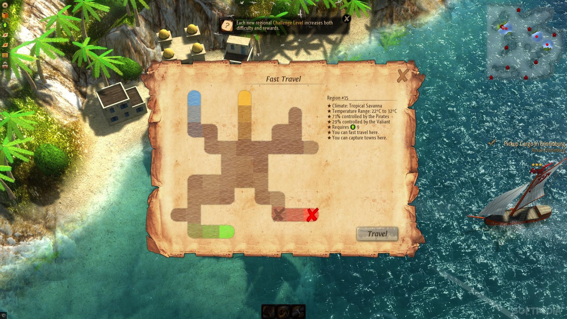Review Games Windward – dlkomik