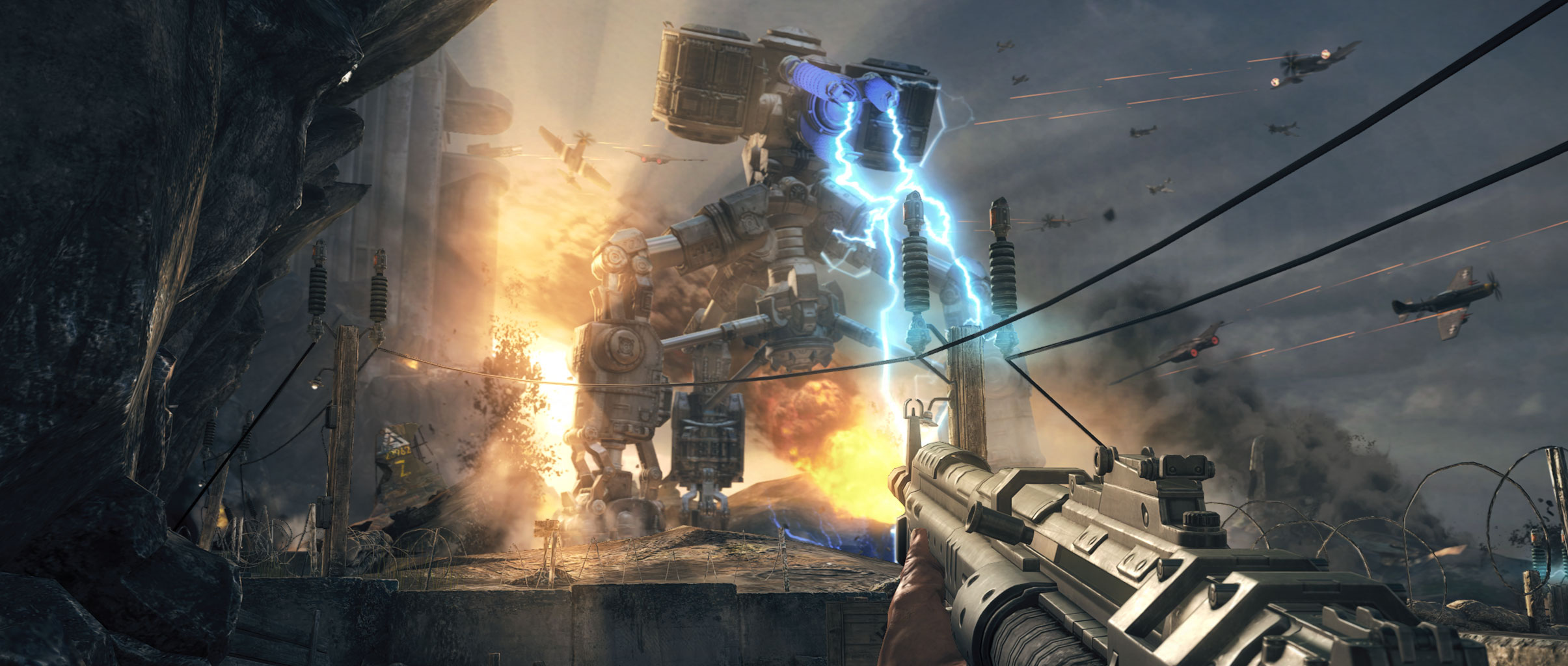 Wolfenstein: The New Order Doesn't Have Multiplayer Because It Would