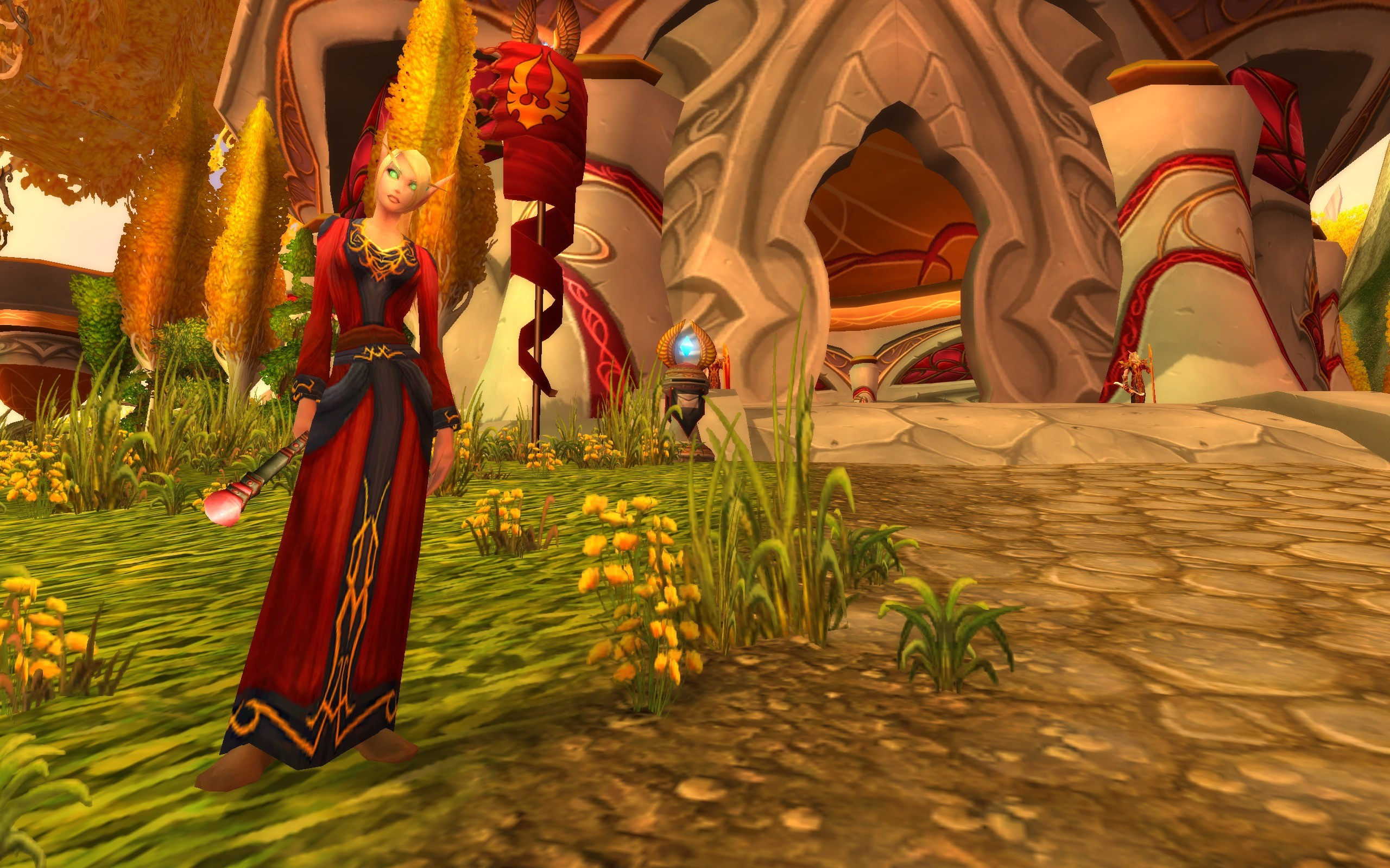 world of warcraft blood elf model update gets details