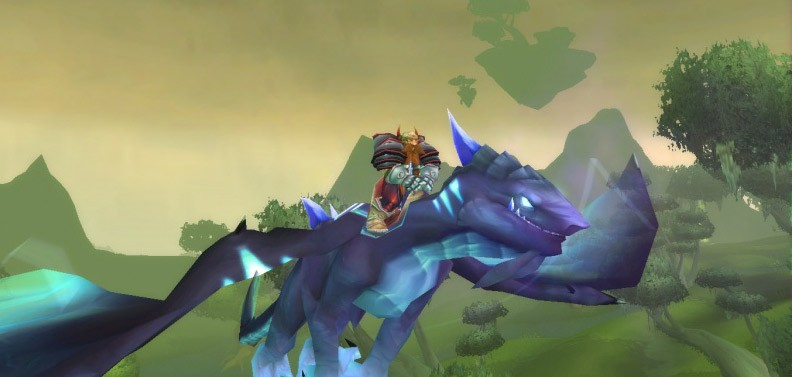 World of Warcraft Won't Be Getting Flying Mounts Back