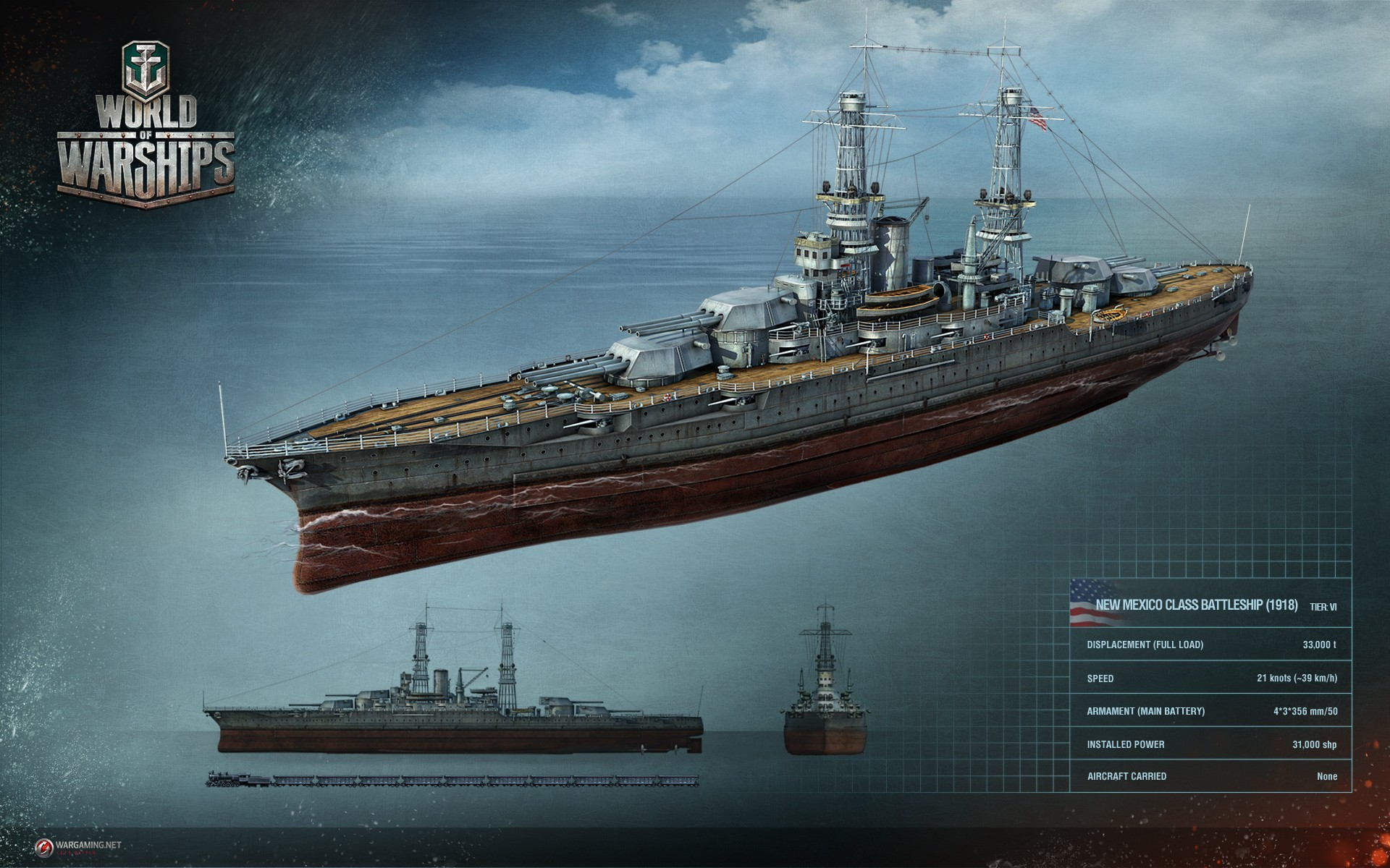 World of Warships Kicks Off Beta Today, Gets Gorgeous Trailer
