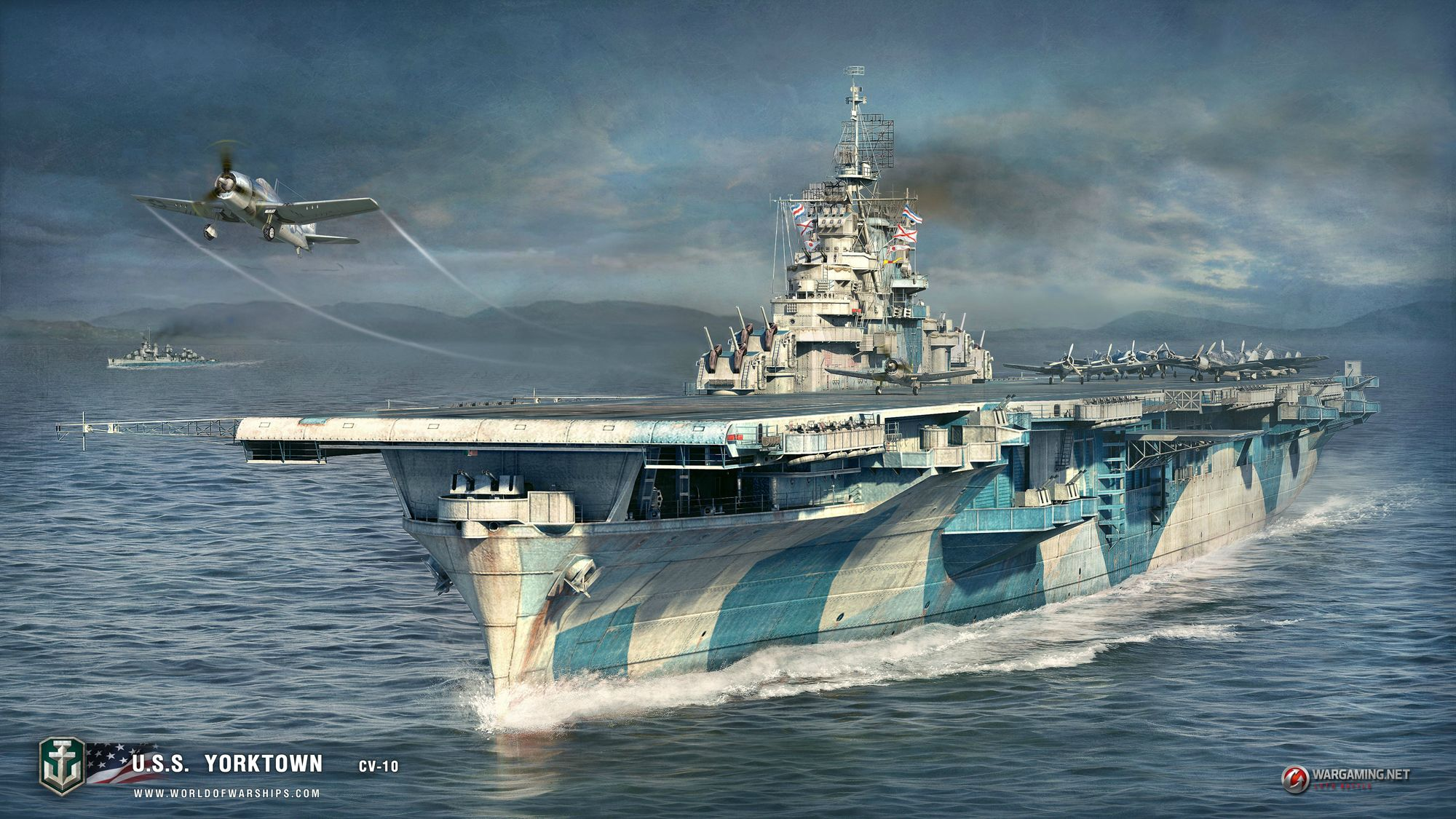 World Of Warships Kicks Off Beta Today Gets Gorgeous Trailer Wiring Diagram Offers A Ton Ships