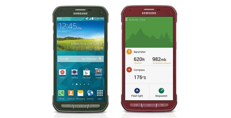 Moderne Would You Buy a Samsung Galaxy S6 Active or Galaxy S6 Mini? ND-77
