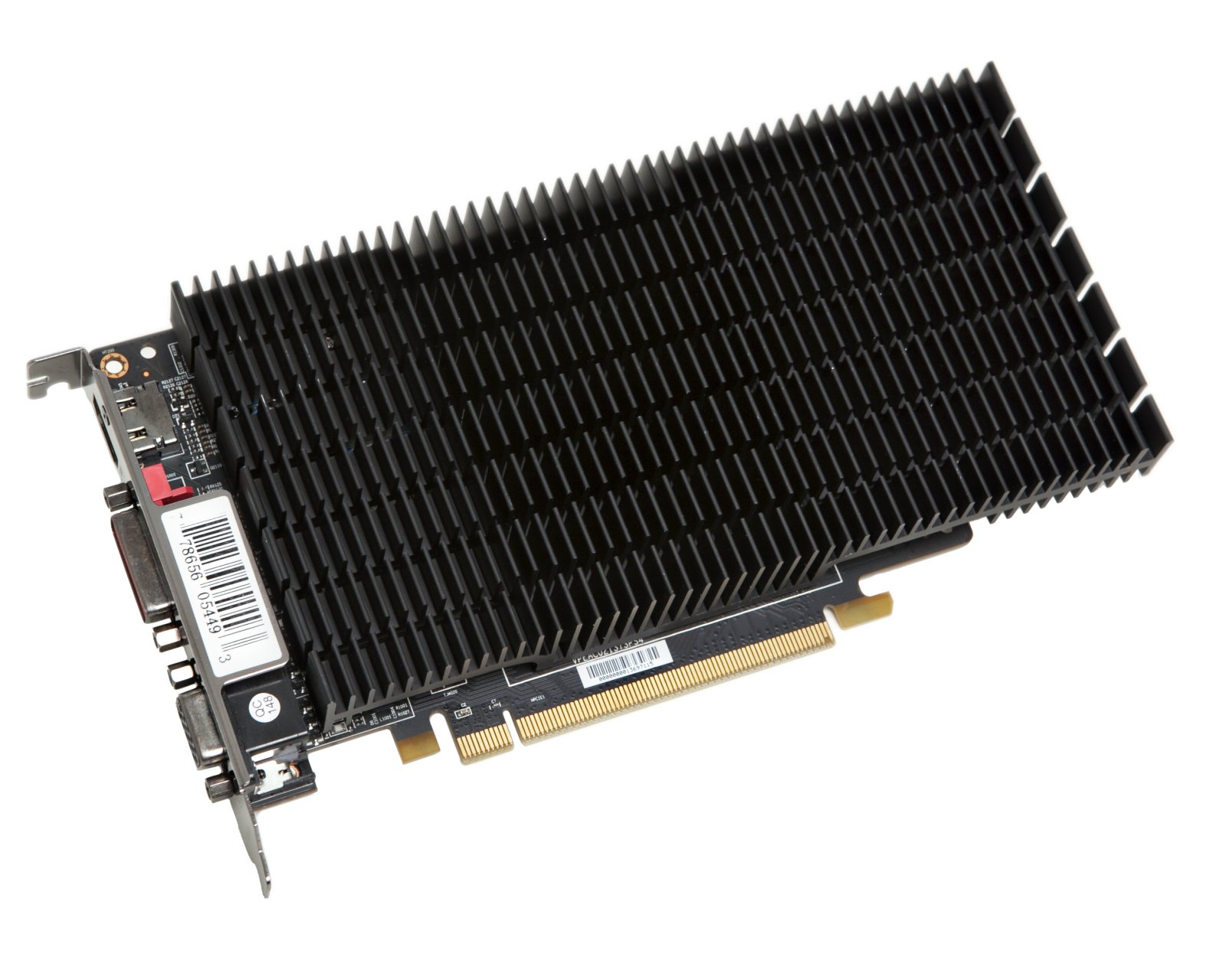 XFX Launches Passively Cooled Radeon HD 5670 Graphics Card