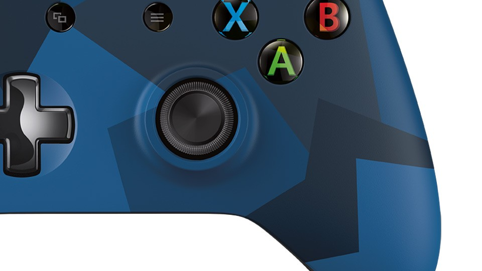 Xbox One Gets Special Edition Midnight Forces Wireless