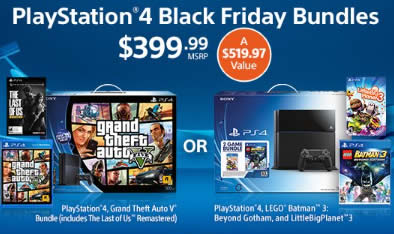 Xbox One Wins Us Black Friday 2014 Competition Report
