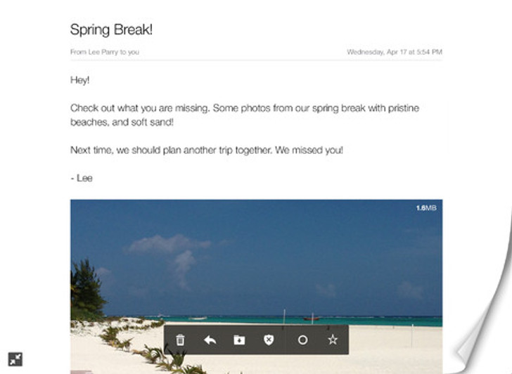 Yahoo! Finally Releases iPad Mail App