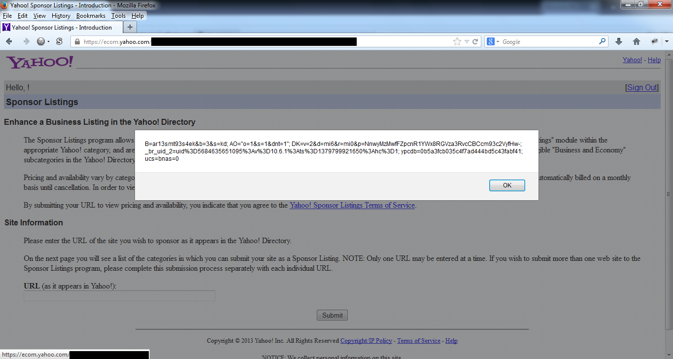 Yahoo Rewards Security Experts with $12 5 / €9 for Finding XSS