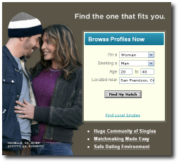 Yahoo Updates Personals Dating Site