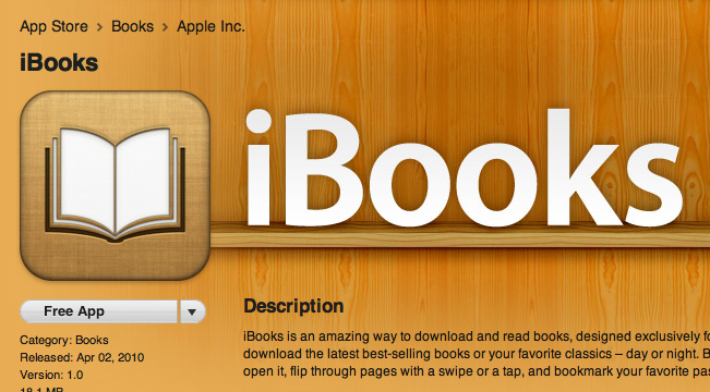 You Can Now Download Apple's Free iBooks App
